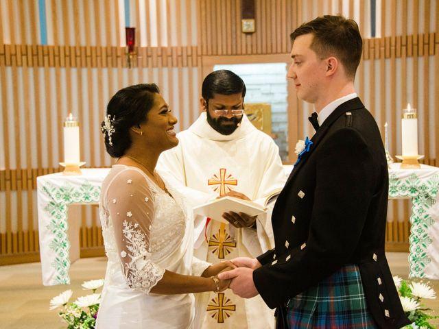 Roshani and Stephen's wedding in Edmonton, Alberta 8