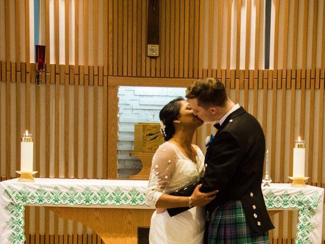 Roshani and Stephen's wedding in Edmonton, Alberta 14