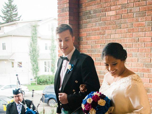 Roshani and Stephen's wedding in Edmonton, Alberta 15
