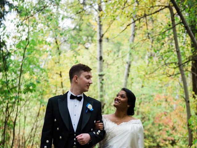 Roshani and Stephen's wedding in Edmonton, Alberta 17