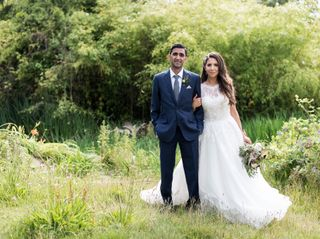 The wedding of Nicole and Shaz