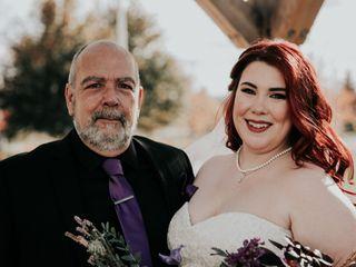 The wedding of Edena and Jake