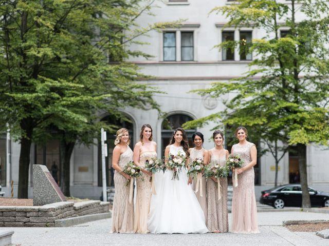 Shaz and Nicole's wedding in Vancouver, British Columbia 13