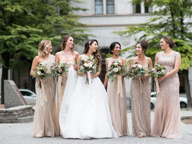 Shaz and Nicole's wedding in Vancouver, British Columbia 14
