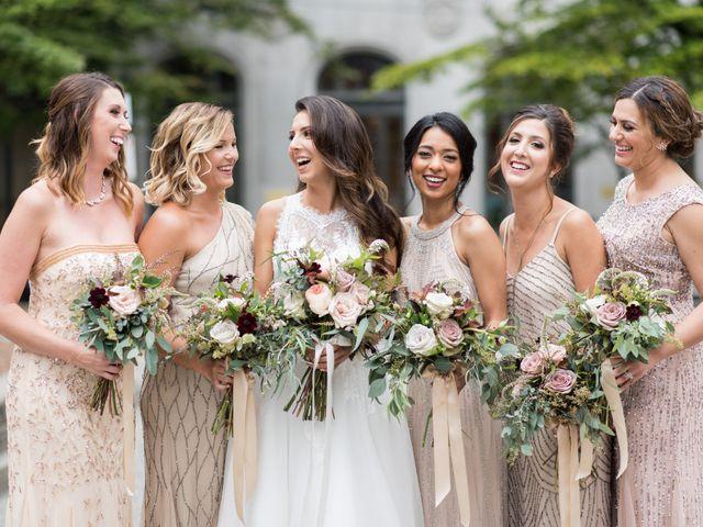 Shaz and Nicole's wedding in Vancouver, British Columbia 16