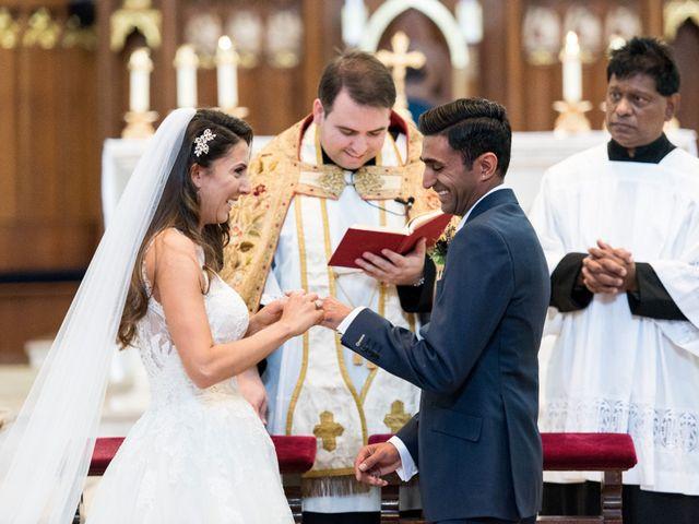 Shaz and Nicole's wedding in Vancouver, British Columbia 20