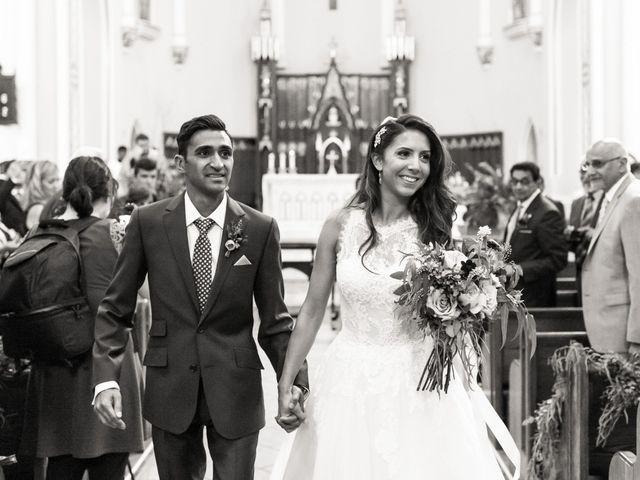 Shaz and Nicole's wedding in Vancouver, British Columbia 21