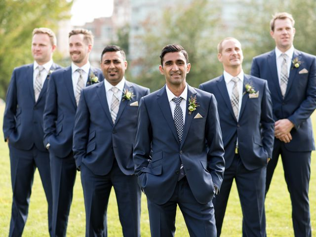 Shaz and Nicole's wedding in Vancouver, British Columbia 22