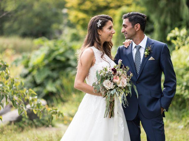Shaz and Nicole's wedding in Vancouver, British Columbia 29