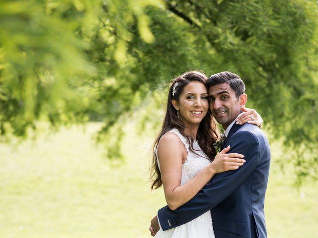 Shaz and Nicole's wedding in Vancouver, British Columbia 32