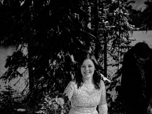 Hannah and Daniel's wedding in Golden, British Columbia 10