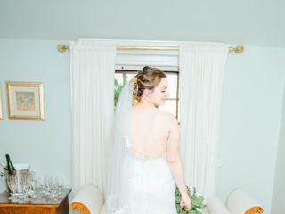 The wedding of Cory and Rebeka 1
