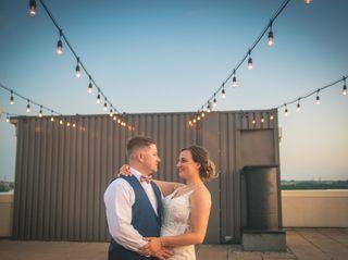 The wedding of Cory and Rebeka