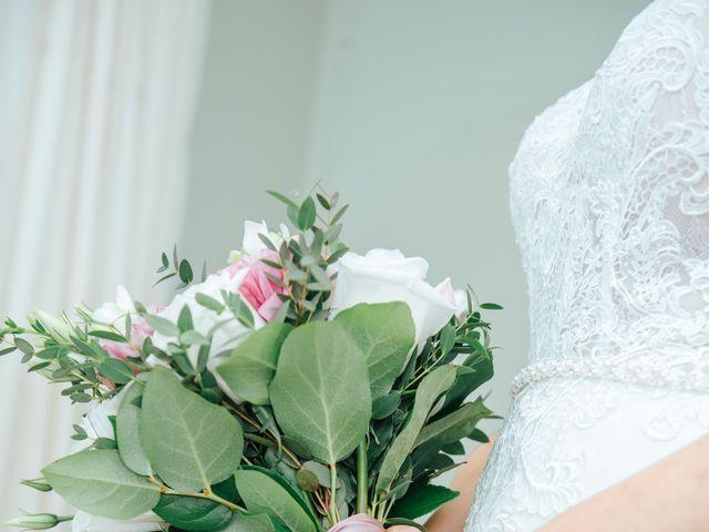 Rebeka and Cory's wedding in Hamilton, Ontario 4