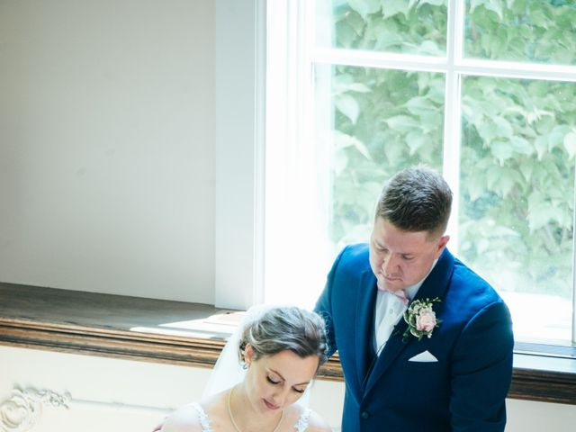 Rebeka and Cory's wedding in Hamilton, Ontario 13