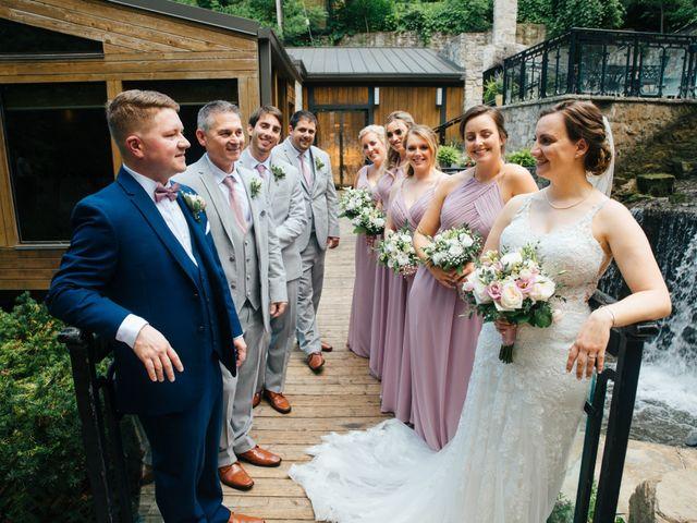 Rebeka and Cory's wedding in Hamilton, Ontario 1