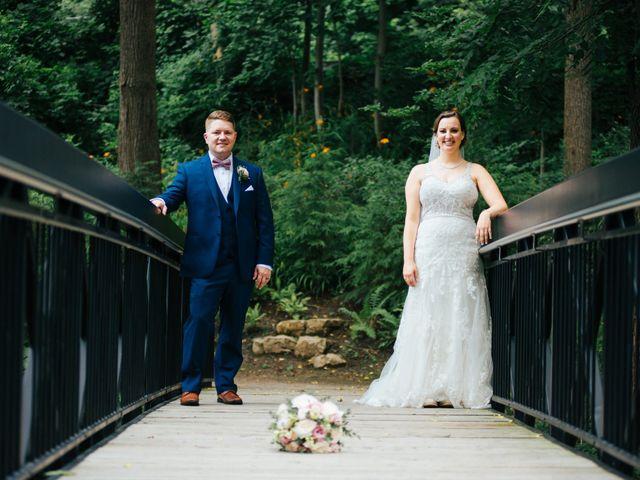 Rebeka and Cory's wedding in Hamilton, Ontario 18