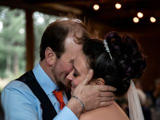The wedding of Natasha and Michael 1