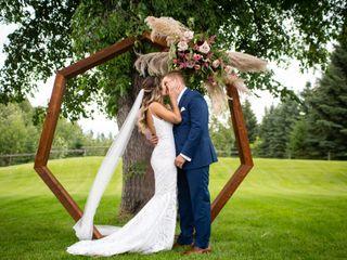 The wedding of Bri and Kurtis