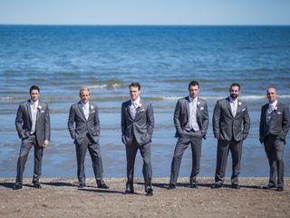 Scott And Amy 39 S Wedding In Bathurst New Brunswick