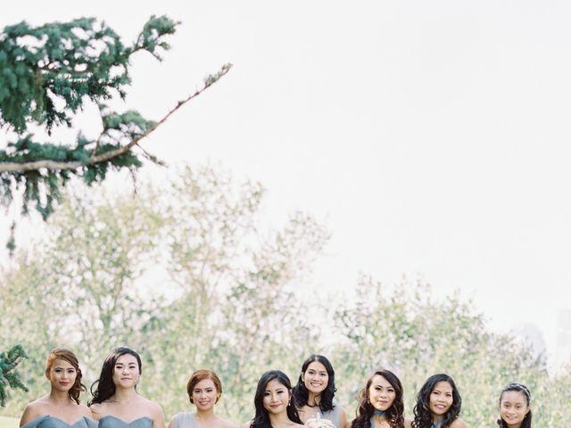 Cash and Leo's wedding in Edmonton, Alberta 11