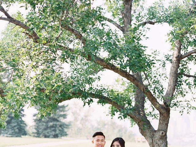 Cash and Leo's wedding in Edmonton, Alberta 13