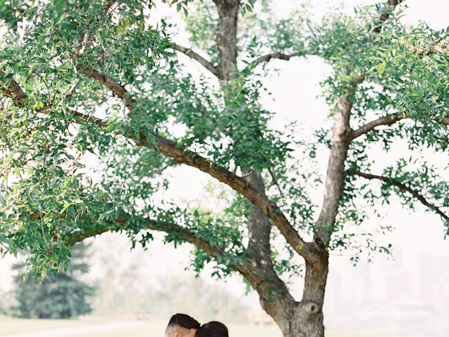 Cash and Leo's wedding in Edmonton, Alberta 14