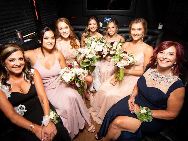 Kurtis and Bri's wedding in Calahoo, Alberta 4