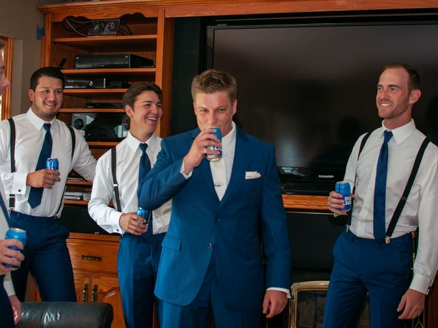 Kurtis and Bri's wedding in Calahoo, Alberta 17