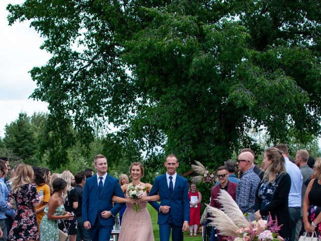 Kurtis and Bri's wedding in Calahoo, Alberta 23