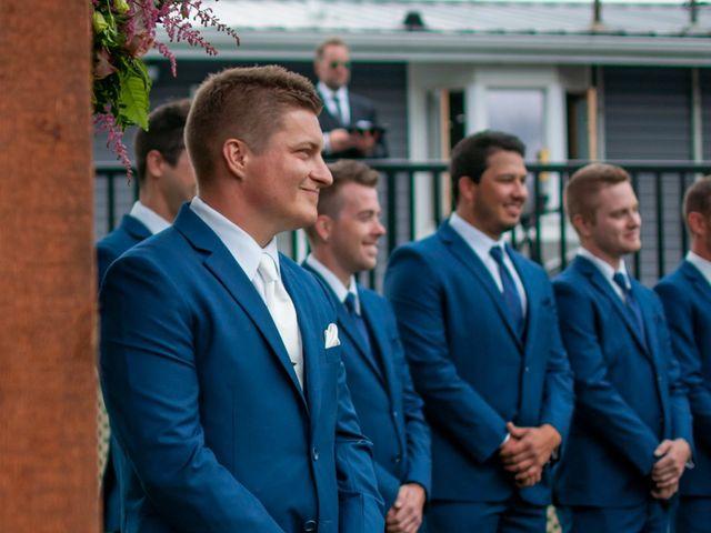 Kurtis and Bri's wedding in Calahoo, Alberta 24