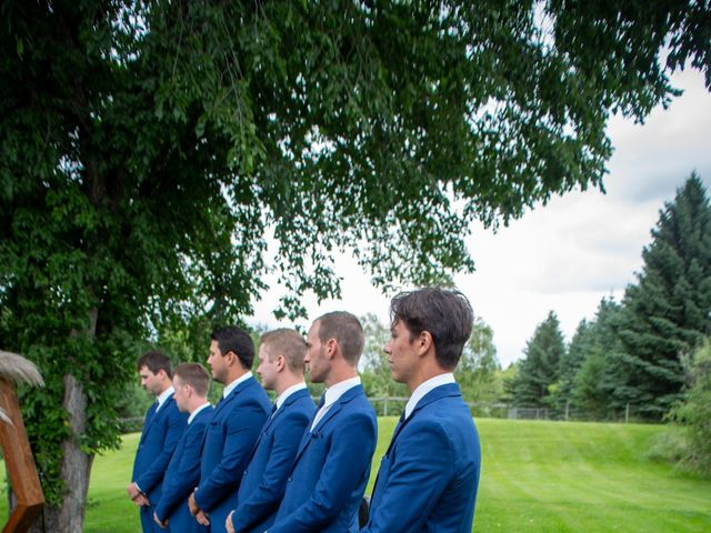 Kurtis and Bri's wedding in Calahoo, Alberta 25