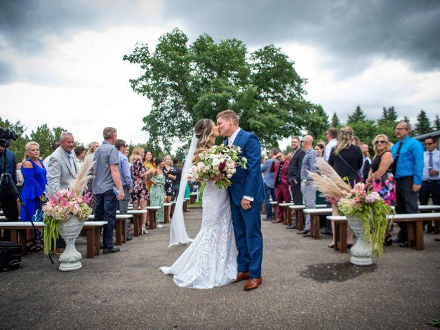 Kurtis and Bri's wedding in Calahoo, Alberta 37