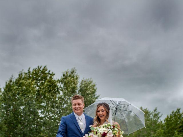 Kurtis and Bri's wedding in Calahoo, Alberta 38