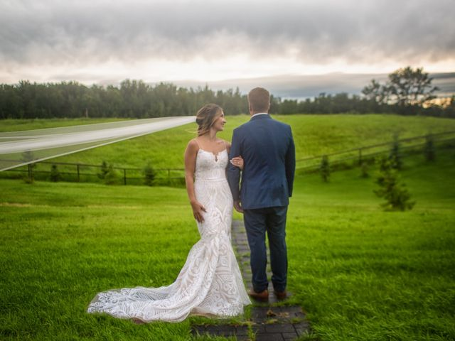 Kurtis and Bri's wedding in Calahoo, Alberta 45