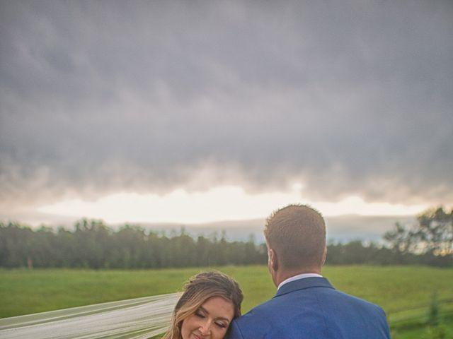 Kurtis and Bri's wedding in Calahoo, Alberta 49