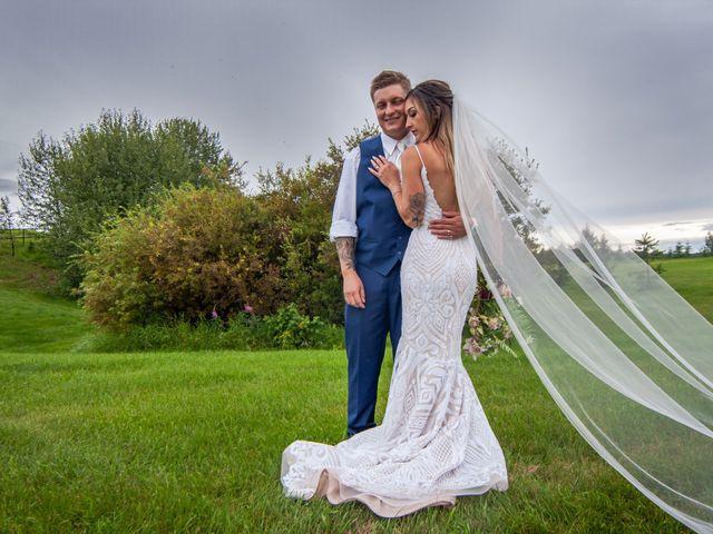 Kurtis and Bri's wedding in Calahoo, Alberta 56
