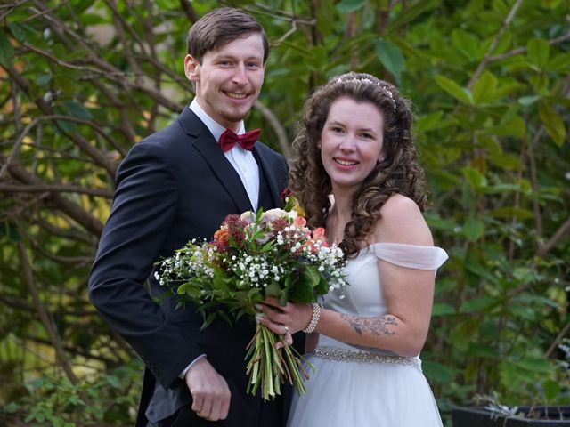 The wedding of Nicole and Clayton