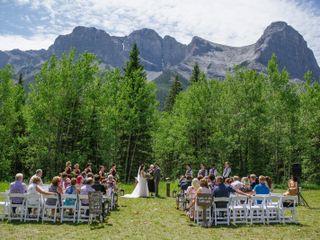 The wedding of Alisha and Tomas 1