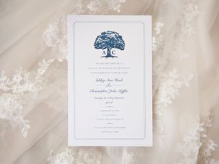 The wedding of Ashley and Christopher 3