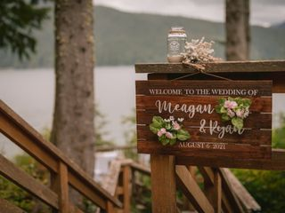 The wedding of Meagan and Ryan 1
