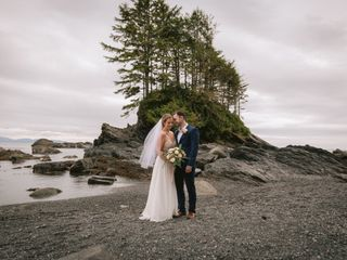 The wedding of Meagan and Ryan