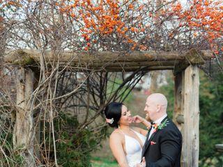 The wedding of Jasmine and Justin
