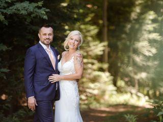 The wedding of Jonathan and Jane