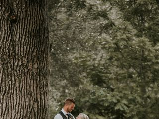 The wedding of Melanie and Jesse 2