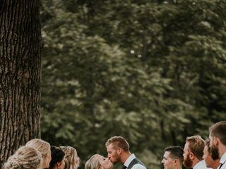 The wedding of Melanie and Jesse 3