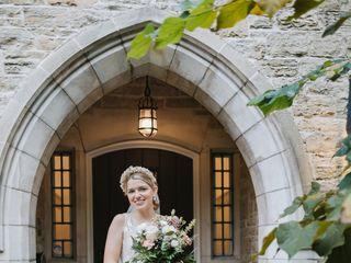 The wedding of Margaret and Dan 3