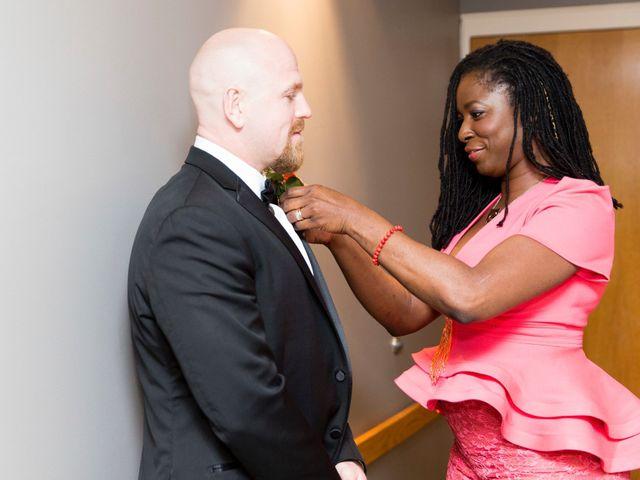 Justin and Jasmine's wedding in Scarborough, Ontario 1
