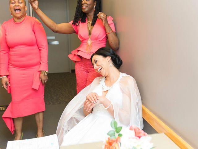 Justin and Jasmine's wedding in Scarborough, Ontario 6