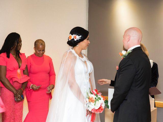Justin and Jasmine's wedding in Scarborough, Ontario 8